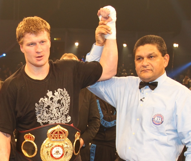 Povetkin k6124 - Povetkin Tests Positive For Covid-19. Rematch With Whyte Pushed Back.