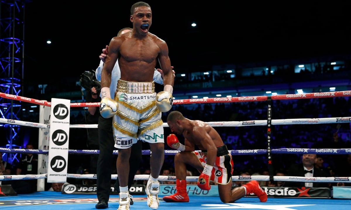 """Spence Jr vs Brook - Errol Spence Jr: """"This Is One Of The Best I've Ever Felt, I'm Going To Make An Impactful statement"""""""