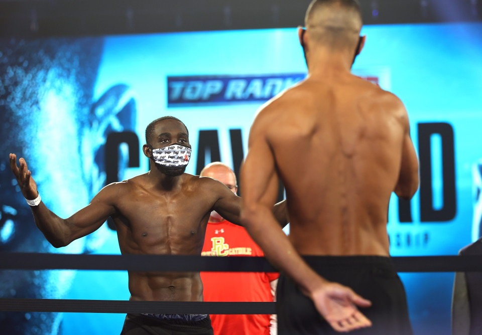 Terence Crawford  - Terence Crawford vs Kell Brook: Fight Preview