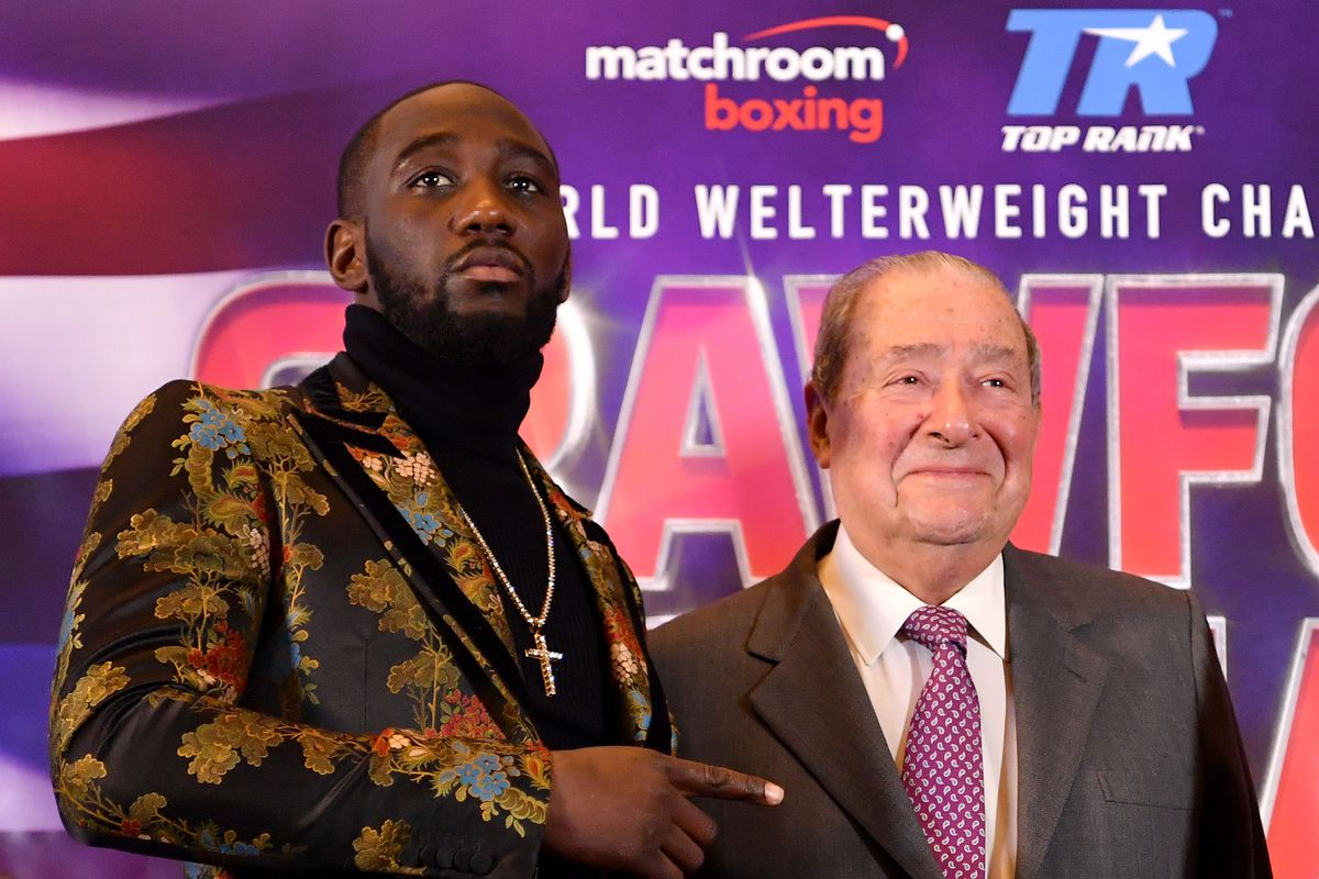 """Terence Crawford Is Tired Of The Errol Spence Jr. Comparisons: """"He's Talented, But There's Levels"""""""