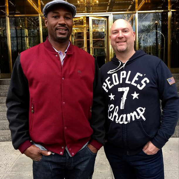 Jesse Katz, President Of Roots Of Fight, Breaks Down His Collaboration With Triller And Reminisces About Mike Tyson And Roy Jones Jr.
