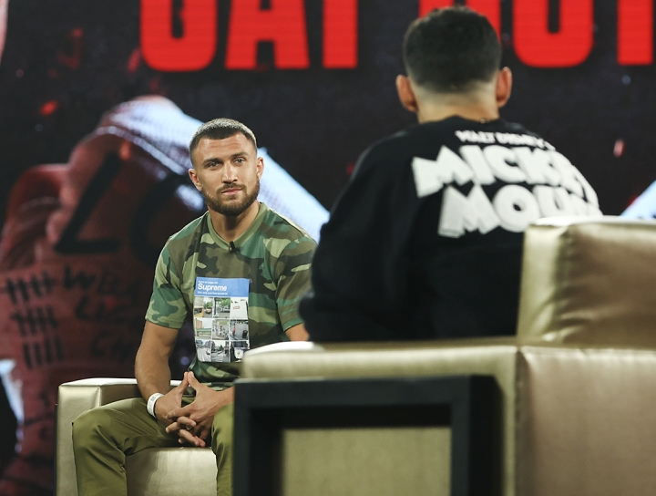 """Loma Talking - Vasiliy Lomachenko Opens Up On Teofimo Lopez Loss: """"It's About Being Bribed, There Was Nothing About Honest Judging"""""""