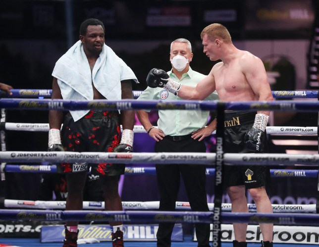 Dillian Whyte vs Alexander Povetkin II Moved To March 27th