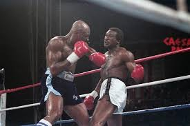 """CHIP on Twitter: """"Marvelous Marvin Hagler Vs John """"The Beast"""" Mugabi -  March.10.1986 - Caesars Palace, Outdoor Arena - Classic Photo -  http://t.co/dkd0aney4G"""""""