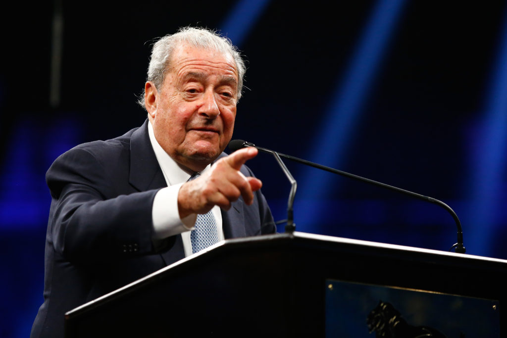 """Bob Arum Responds To Keith Thurman's Rant: """"What The Hell Is He Talking About?"""""""
