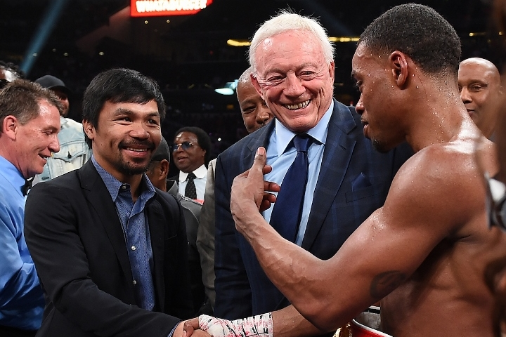 "Manny Pacquiao: ""Spence Is Slower Than Thurman"""