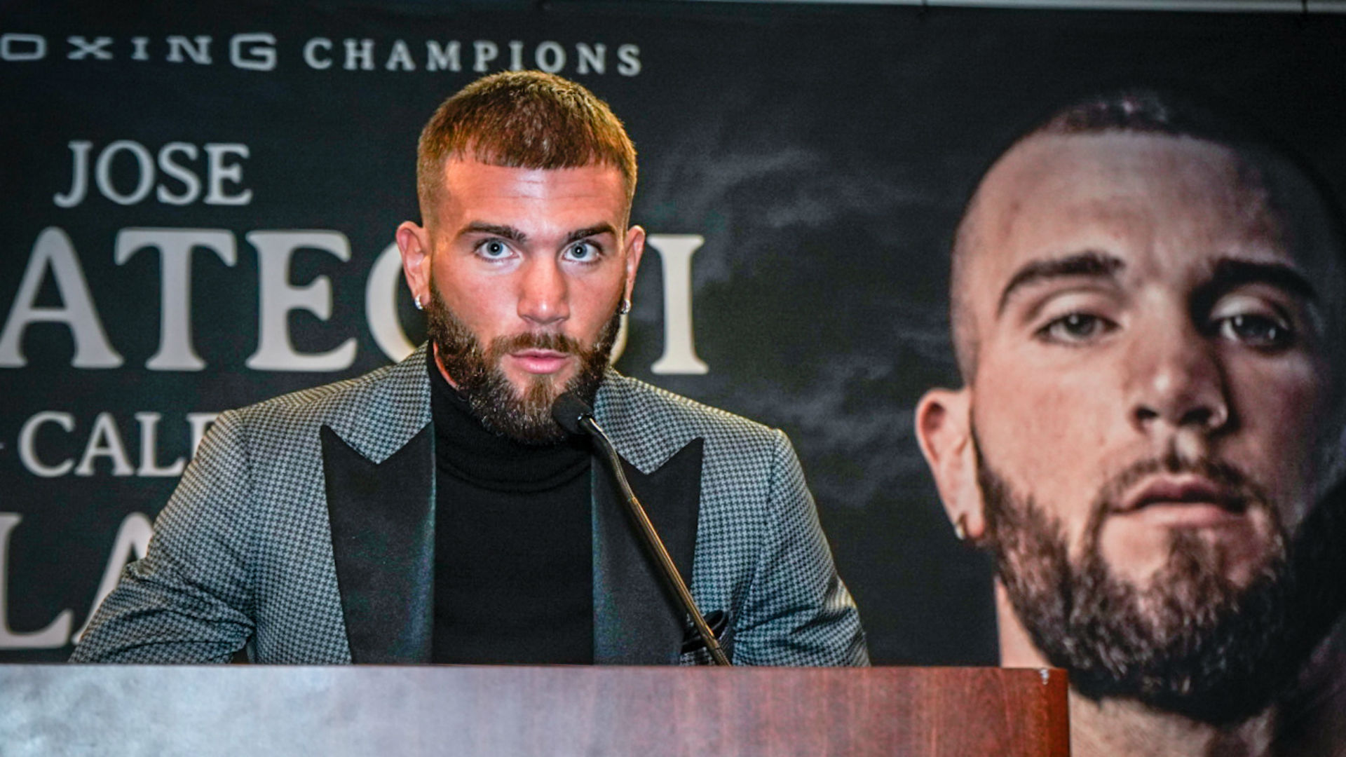 "Caleb Plant Blames David Benavidez: ""He Loses The Belt To Cocaine, Then Loses It On The Scales, I'm Not The Hold-up"""
