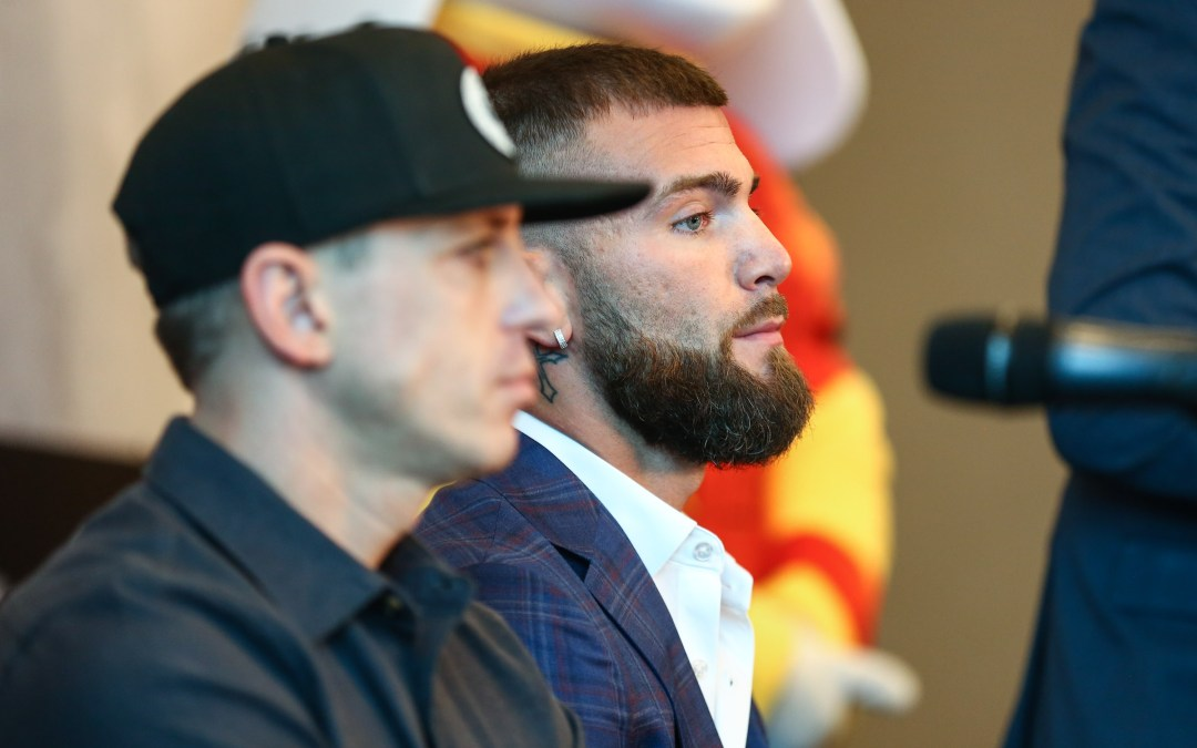 Caleb Plant Explains Went Wrong In Canelo Alvarez Fight Negotiations And Why He's Taking On Caleb Truax