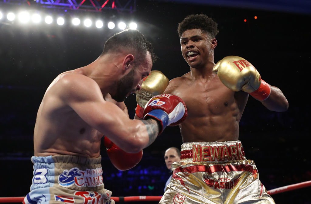 "Shakur Stevenson: ""I'm The Boogeyman In The Sport Of Boxing"""