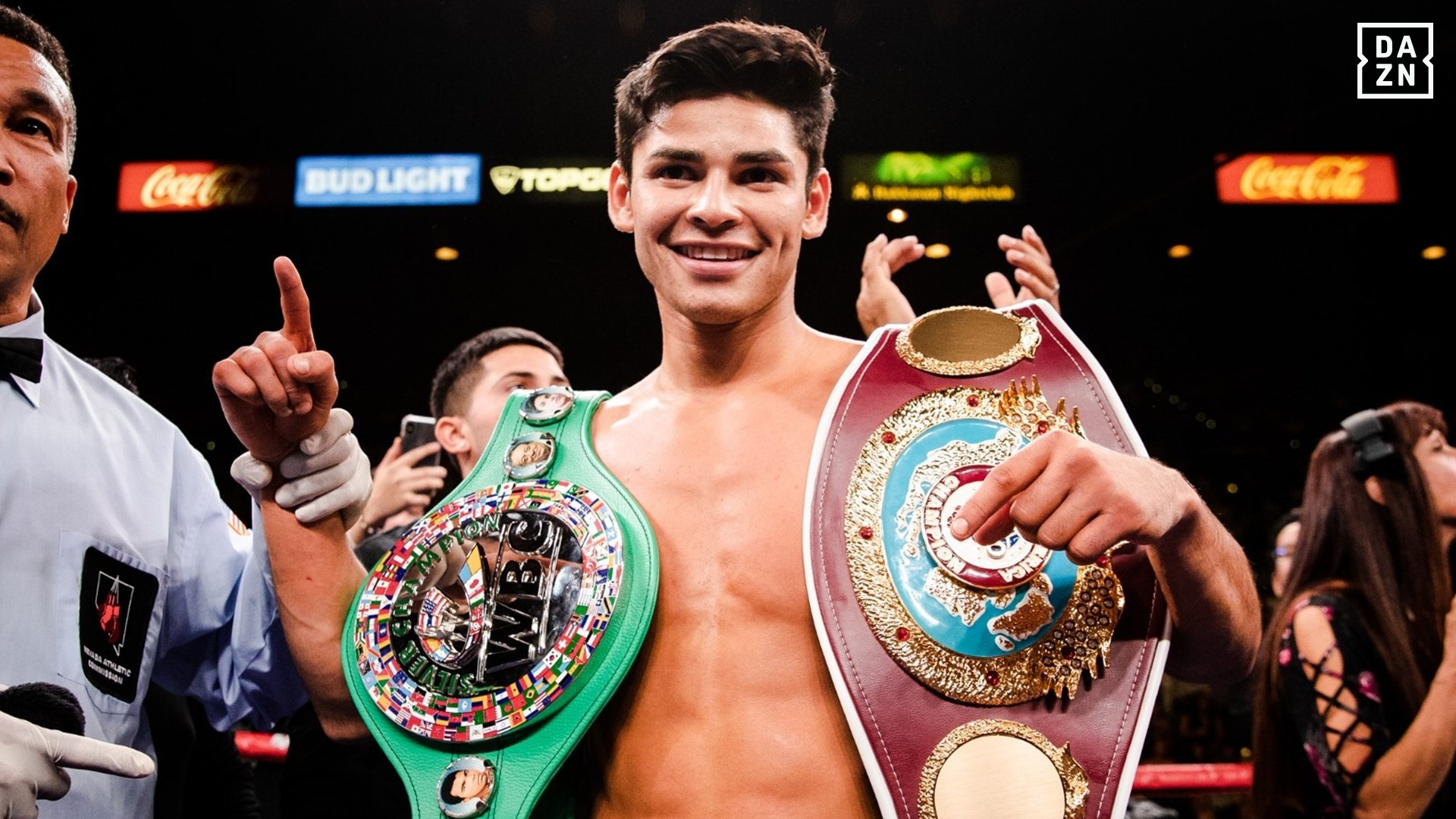 There's A Lot of Professionalism Behind Ryan Garcia's Hype