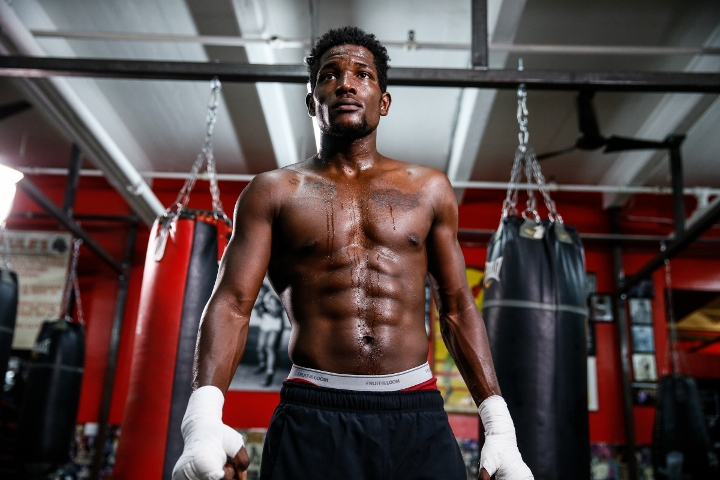 """Erickson Lubin: """"I Want The Best (Jeison) Rosario So I Can Show The World That I'm The Best At 154 Pounds"""""""