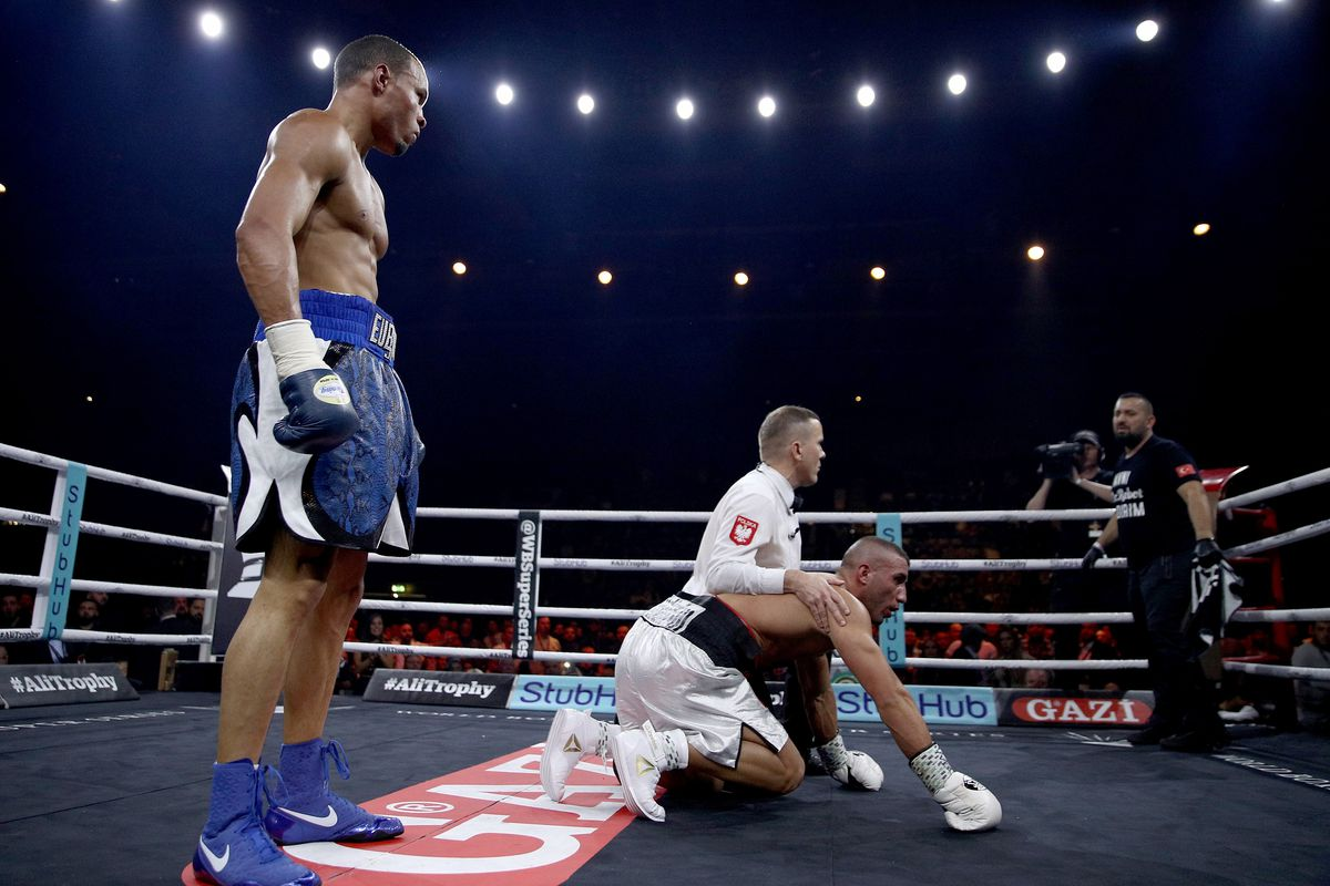 "Chris Eubank Jr.: ""Why Is Canelo Fighting A Guy I Knocked Out In Three Rounds Three Years Ago?"""