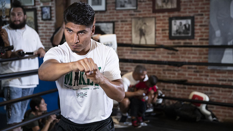 """Mikey Garcia Knows Exactly Who He Wants Next: """"I Would Go After Ugas"""""""