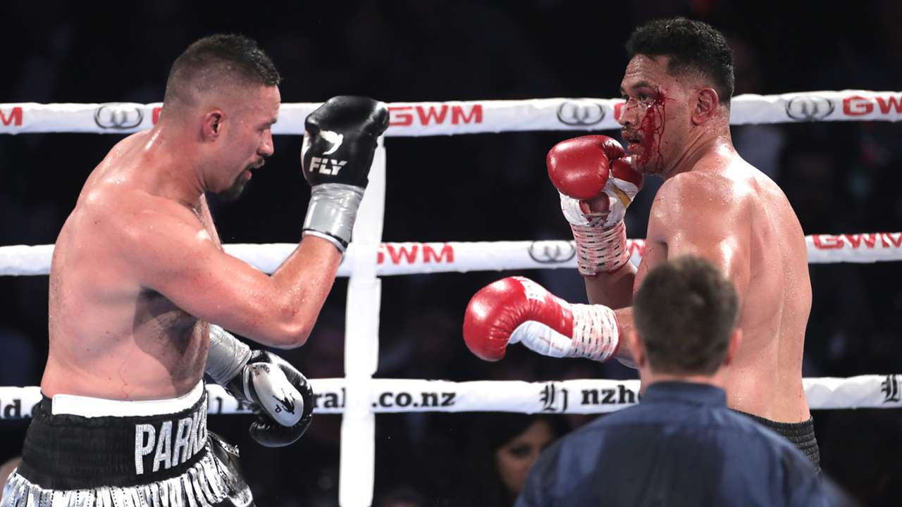 Joseph Parker Makes It Four In A Row With Unanimous Decision Win Over Junior Fa