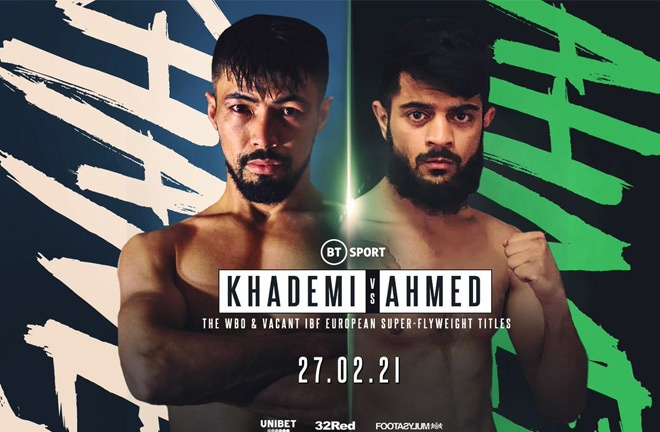 Quaise Khademi vs Ijaz Ahmed: Full Fight Card Preview