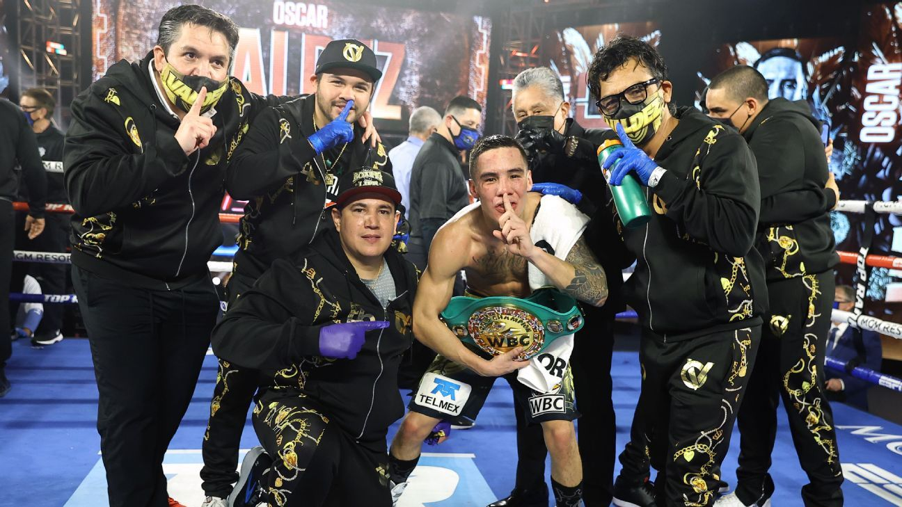 Oscar Valdez Will Defend His WBC Crown Against Robson Conceicao