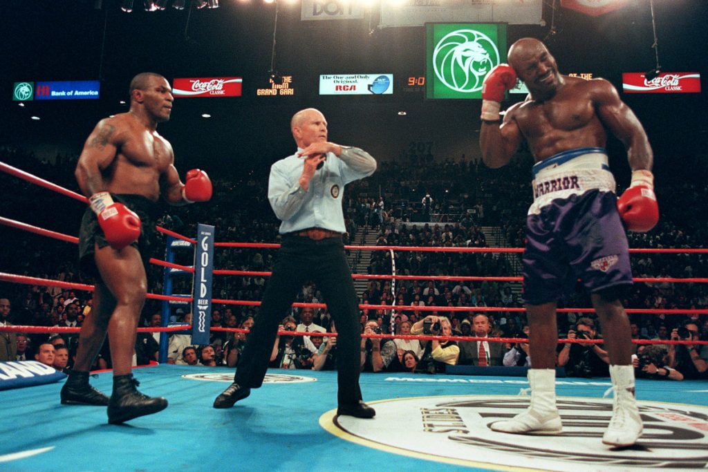 Tyson-Holyfield 3 Negotiations Reportedly Fall Through