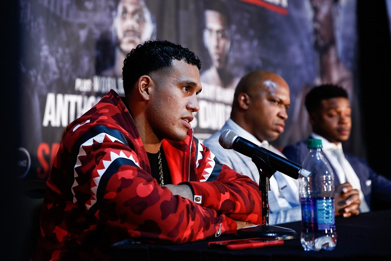 """David Benavidez Doubts Jermall Charlo Truly Wants To Fight Him: """"He Could've Made The Fight happen But He Didn't Want It"""""""