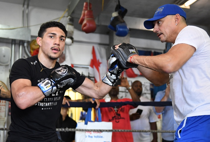 "Teofimo Lopez On George Kambosos Jr.: ""It Won't Go Past Three"""