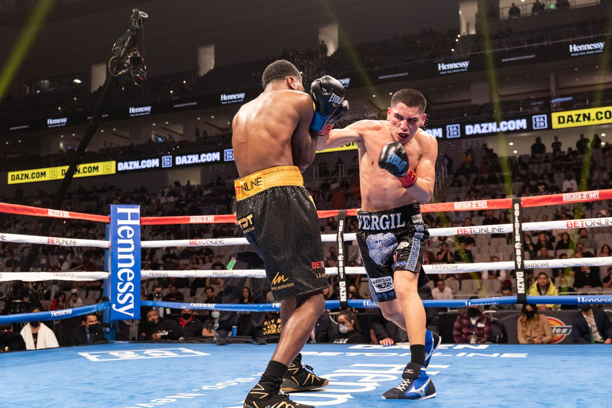 """Terence Crawford On Vergil Ortiz Jr. Calling Him Out: """"He Really Don't Want Me"""""""