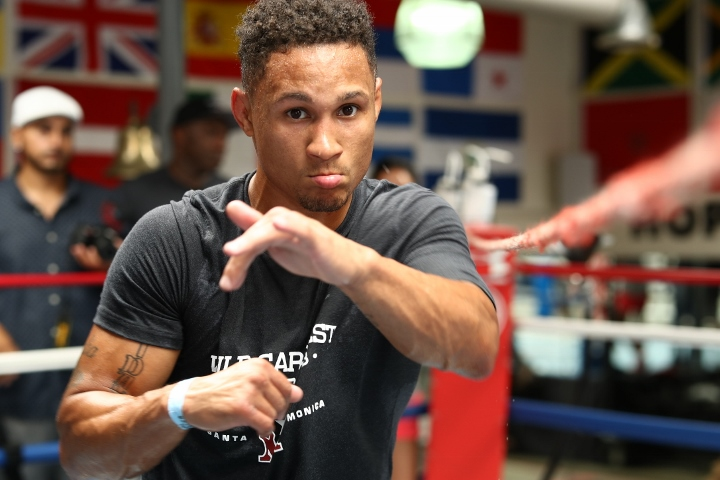 "Regis Prograis To Gervonta Davis: ""Don't Mention My F*cking Name If You Don't Want No Smoke, Lets Get It Popping"""