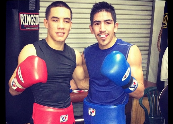 """Leo Santa Cruz: """"I Know A Fight Between Me And (Oscar) Valdez Would Be Really Great"""""""