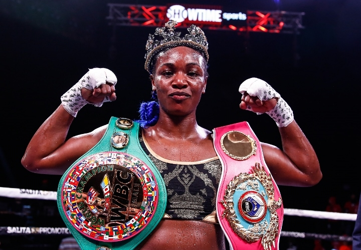 """Claressa Shields: """"They Need To Come With That Dough And I'll Be Seeing Katie (Taylor) At 147"""""""