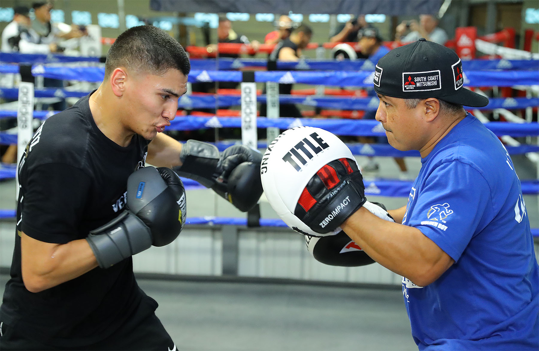 "Robert Garcia Reveals The Immediate Plans Of Vergil Ortiz: ""If Everything Goes Well In The Hooker fight, We Want Crawford Next"""
