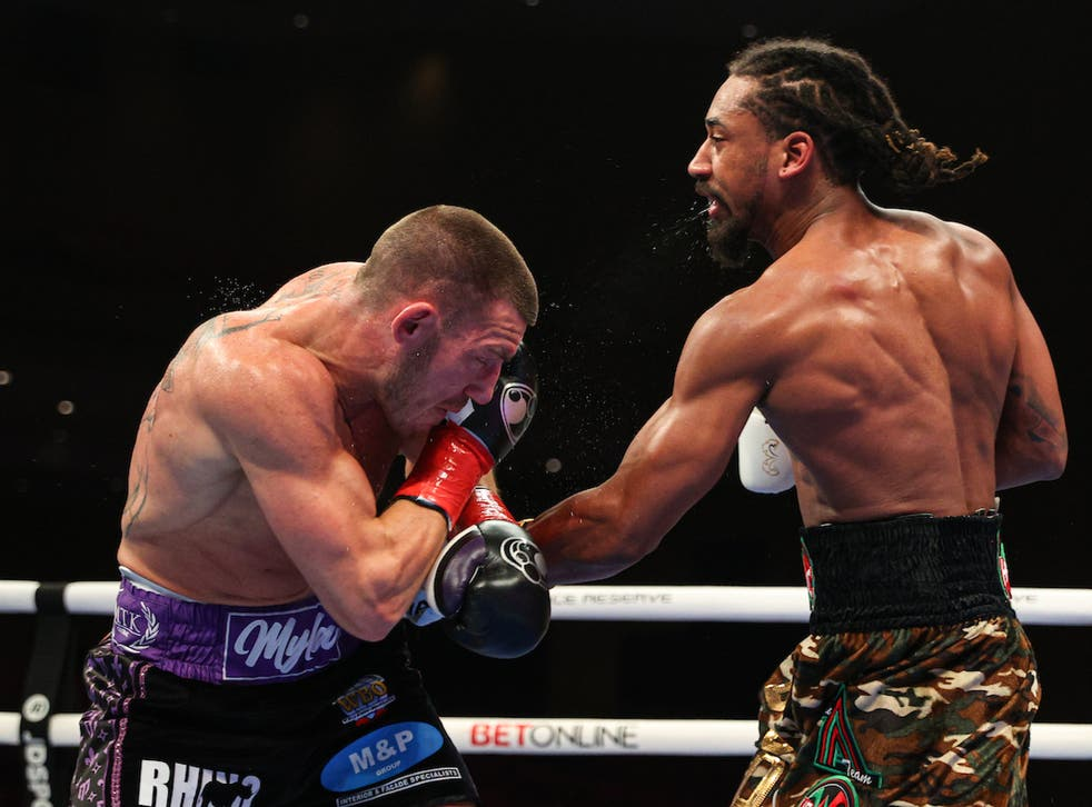 """Liam Williams: """"I Believe Demetrius (Andrade) is Probably The Best Of The World Champions"""""""