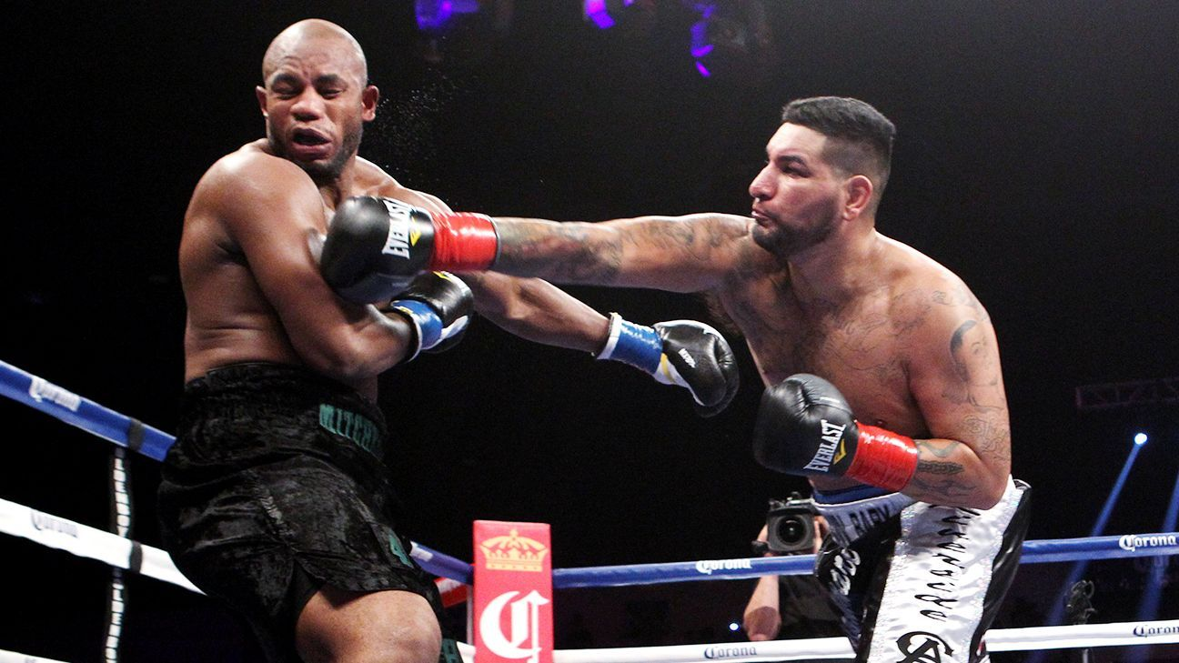 """Chris Arreola On Andy Ruiz Jr.: """"He May Have Been The First Mexican Heavyweight Champion But The Best Mexican Is Right Here"""""""