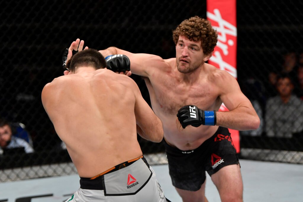 """Ben Askren Unsure If He'll Play By The Rules Against Jake Paul: """"Maybe I'll Throw An Elbow You Never Know"""""""
