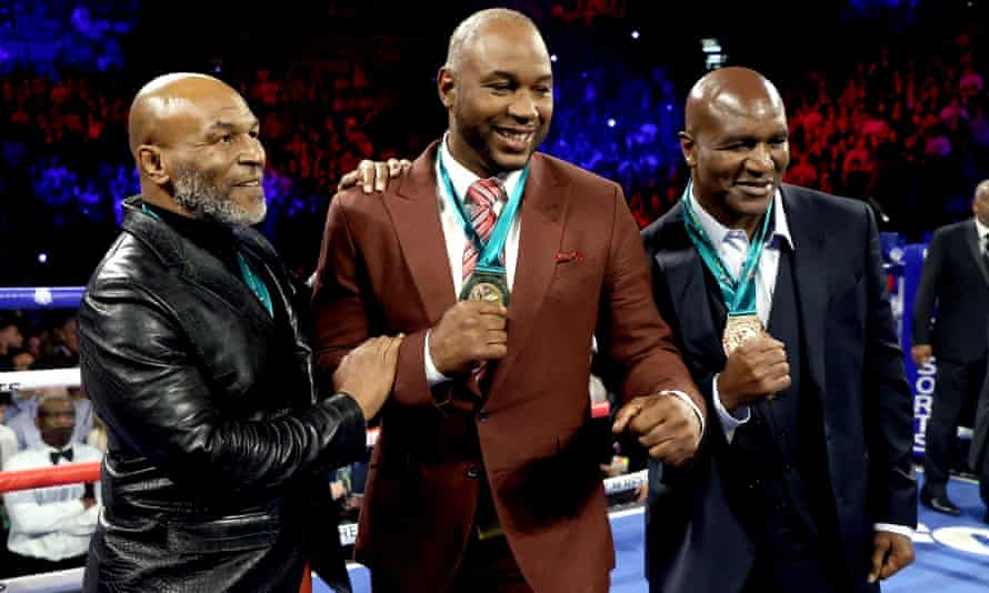 Mike Tyson Wants Evander Holyfield and Lennox Lewis This Year Or An Exhibition Against Tyson Fury
