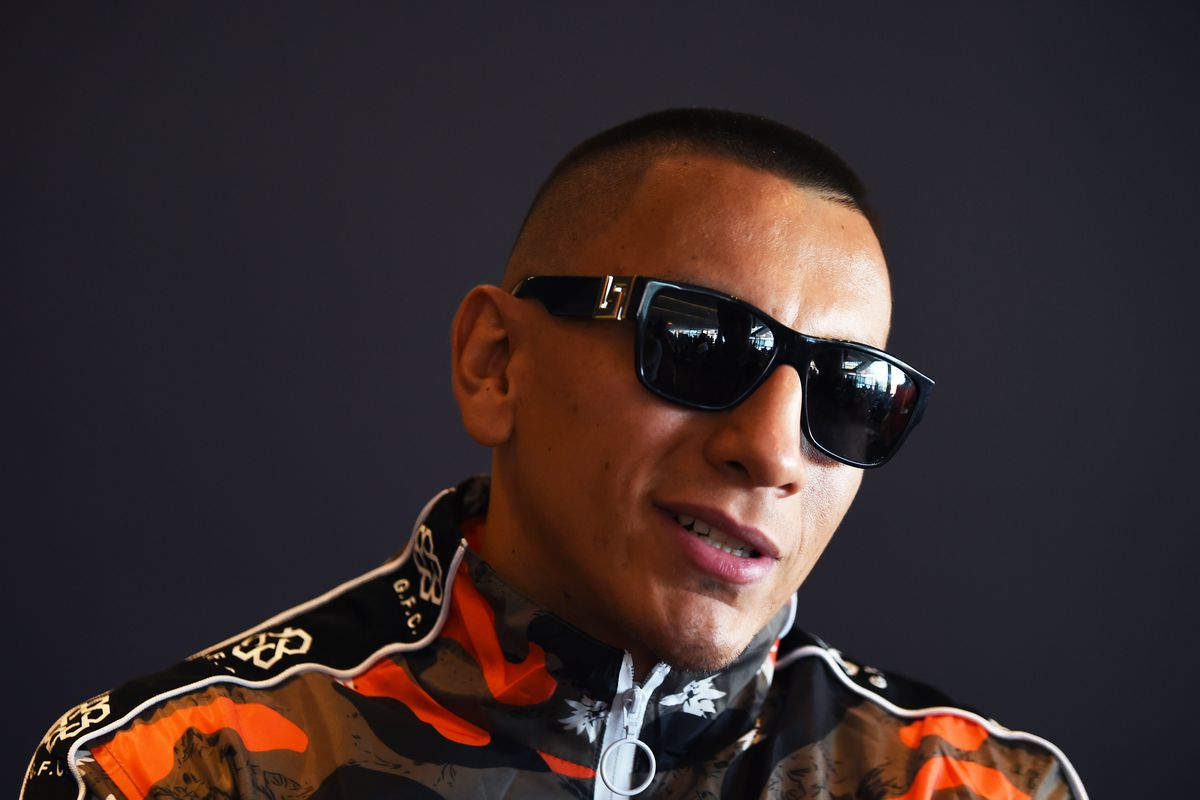 """Samuel Vargas: """"I'm Going To Give Conor (Benn) A Right Hand From Hell"""""""