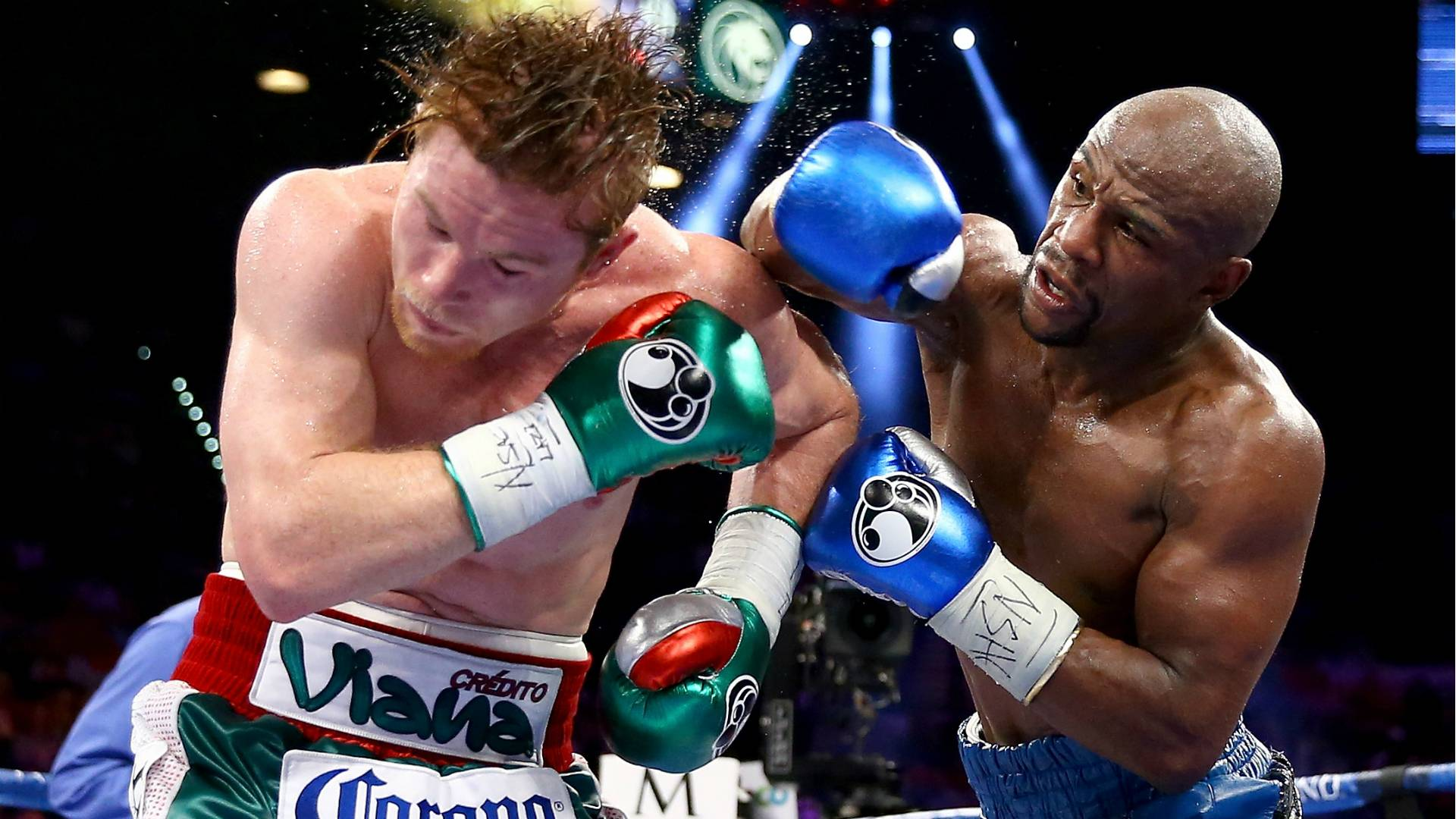 """Floyd Mayweather: """"When Canelo Fought Me, He Was In His Prime, I Was An Old Man"""""""