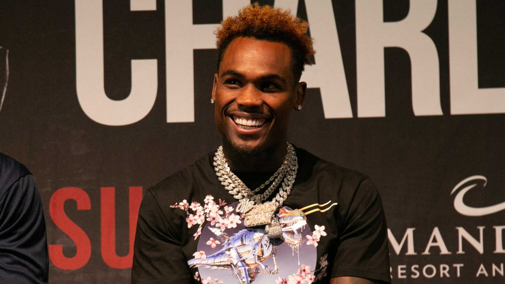 """Jermell Charlo: """"Canelo By Far The Best Fighter In The World Right Now"""""""