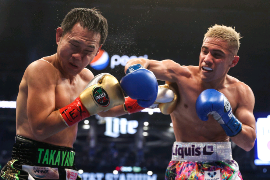 Canelo-Saunders Undercard Results: Referee Abruptly Stops Elwin Soto-Katsunari Takamaya Fight, Giving Soto The Win