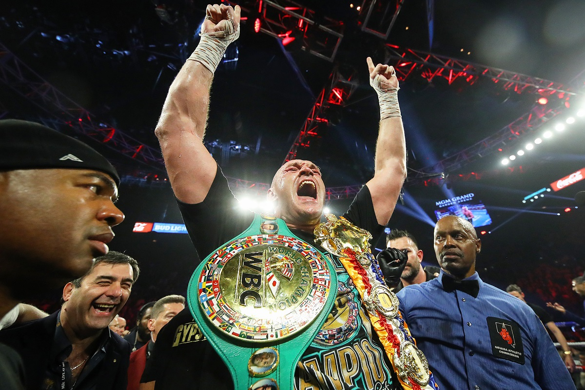 """Tyson Fury: """"This Fight Is 100 Percent On August 14, I Cannot Wait To Smash Anthony Joshua"""""""