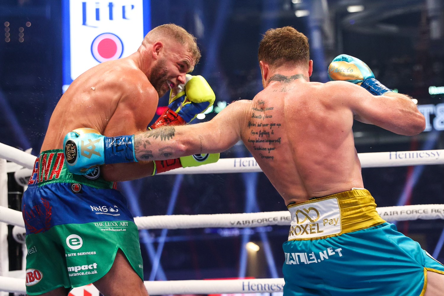 Billy Joe Saunders Did All He Could