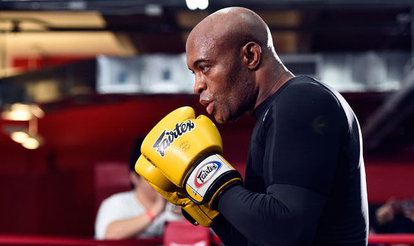 Anderson Silva Tells Boxing Insider Radio That This May Not Be The Last Time He Enters A Boxing Ring