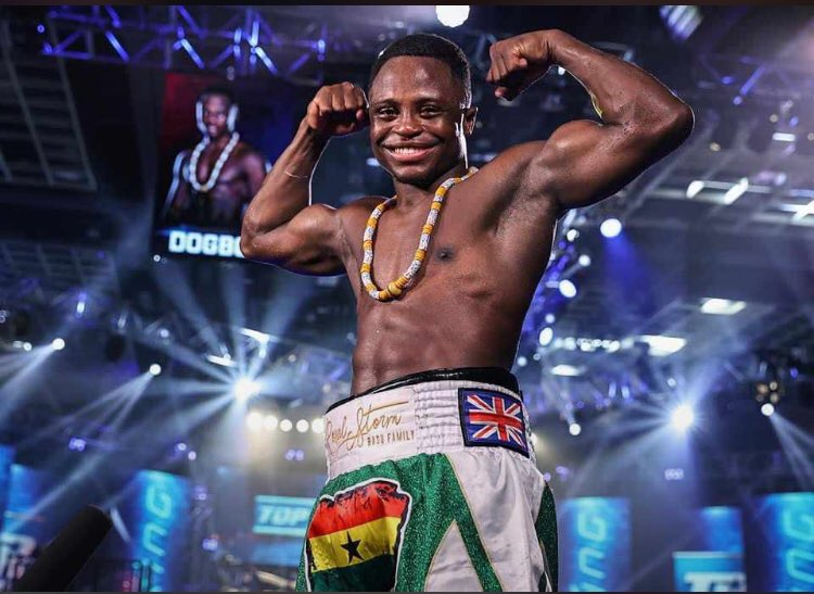 Isaac Dogboe Escapes With A Majority Decision Victory Over Adam Lopez in A War