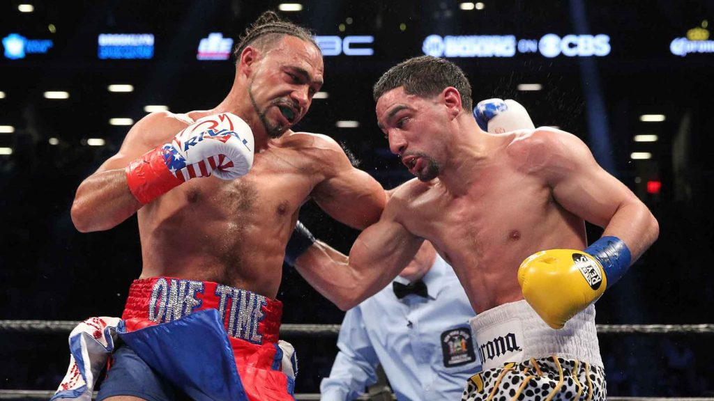 """Keith Thurman Compares The Punching Power Of Danny Garcia To Manny Pacquiao: """"Nobody Hit Like Danny"""""""