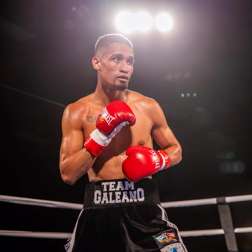 Steven Galeano Looks To Continue His Rise With Victory Over Marquis Hawthorne