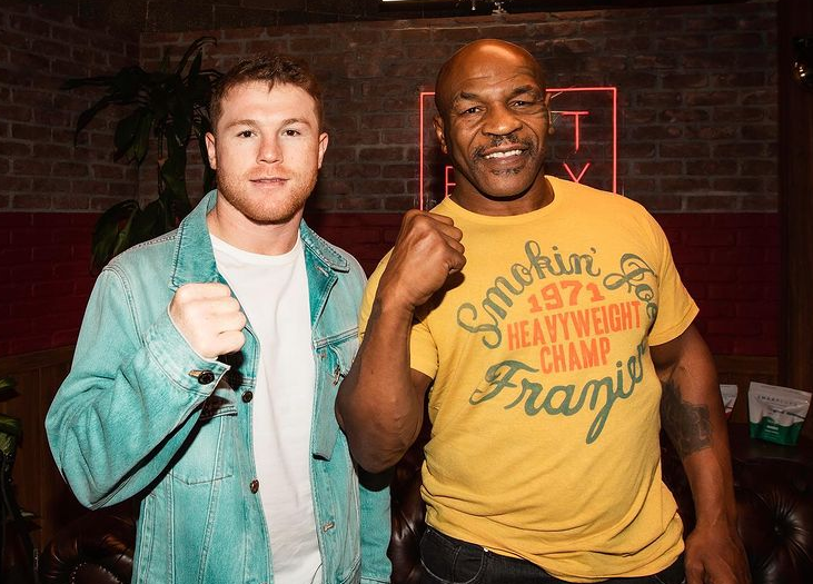 """Mike Tyson Believes Caleb Plant Has Absolutely No Chance Against Canelo Alvarez: """"He's Going To Get F*cked Up"""""""