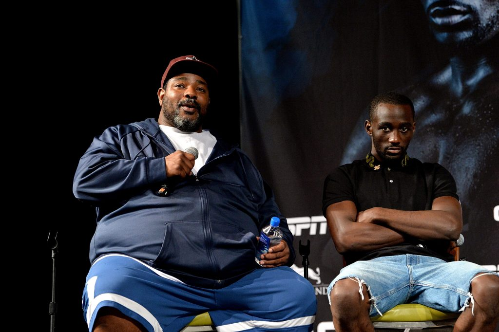 """Brian McIntyre, Trainer Of Terence Crawford, Anxious For Shawn Porter Showdown: """"It's Go Time"""""""