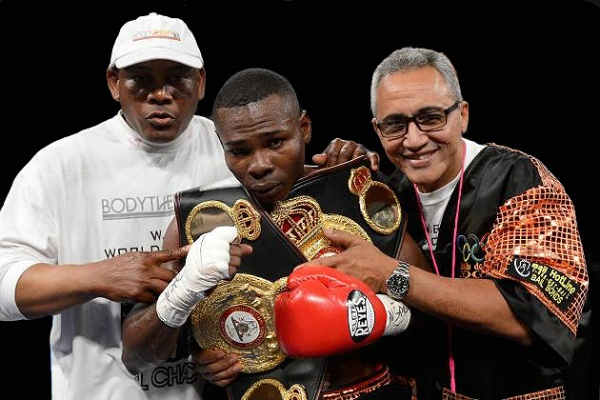 """Guillermo Rigondeaux: """"I'm The Best Pound For Pound Fighter At 122, Nobody Wanted To Fight Me So I Came Down To 118"""""""