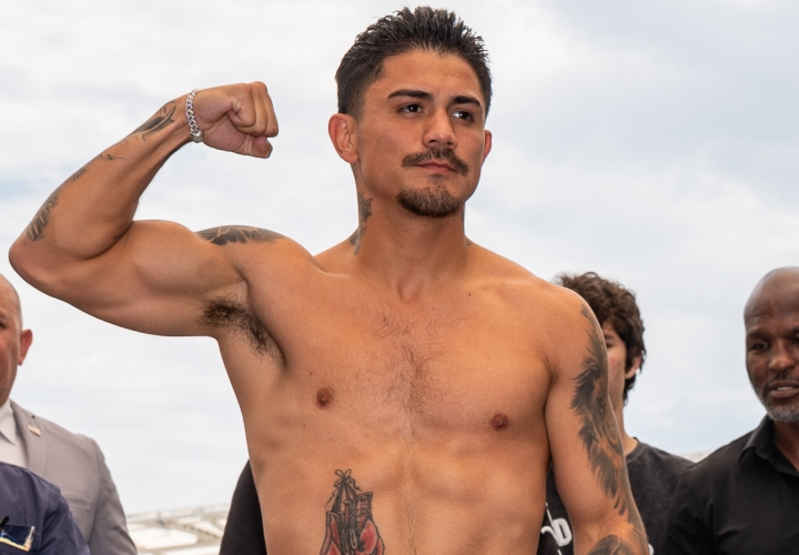 """Joseph Diaz: """"I Think I'll Stop Ryan (Garcia) In The Later Rounds"""""""