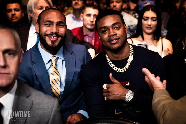 """Keith Thurman: """"Why Is Errol [Spence] So Mad? Why Is He Guzzling Down Hatorade?"""""""