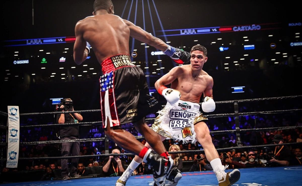 """Brian Castano: """"I Would Like To Fight Errol Spence"""""""