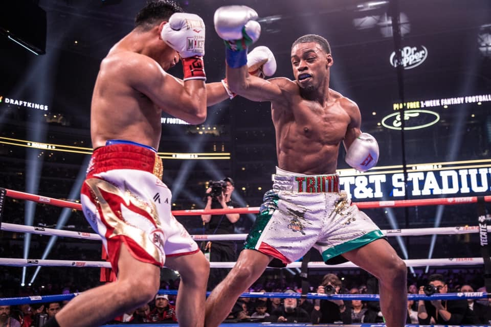 Don't Be Misled By That Errol Spence Sparring Video