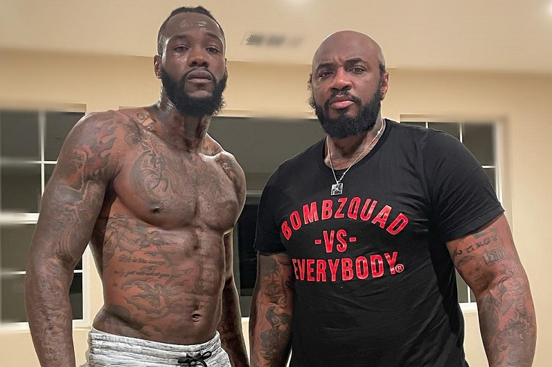 """Deontay Wilder Trainer Malik Scott: """"Deontay Will Knock Fury Out Inside Of Five Rounds"""""""